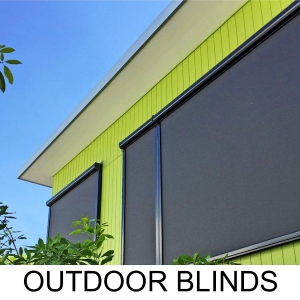 OUTDOOR DROP BLINDS
