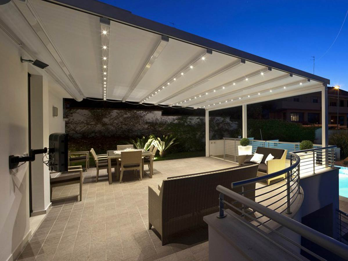 Urban Shade Retractable Roofs