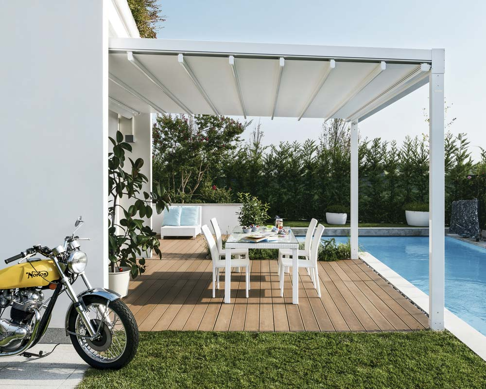 Retractable Roofs Architectural Retractable Pergolas And Roof Systems