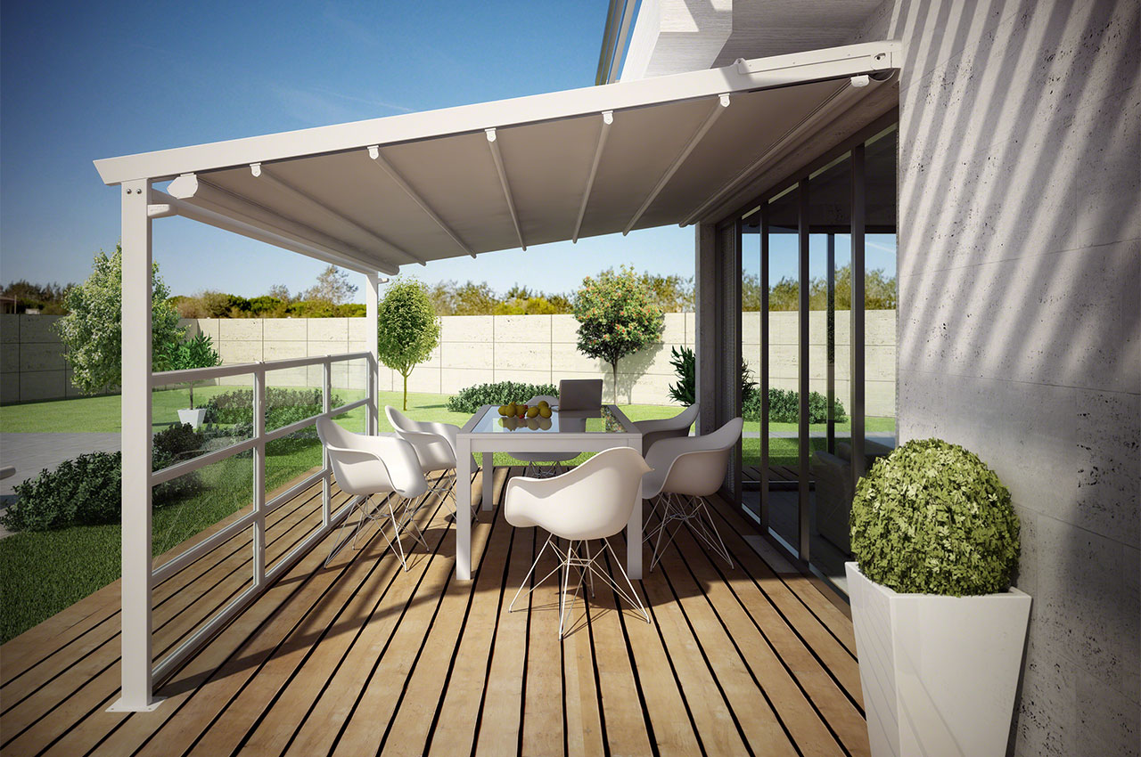 Retractable Roofs Architectural Retractable Pergolas And